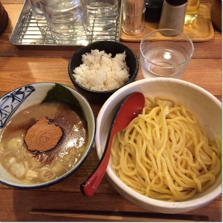 兼虎 福岡 つけ麺