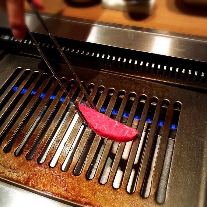 力飯店 肉