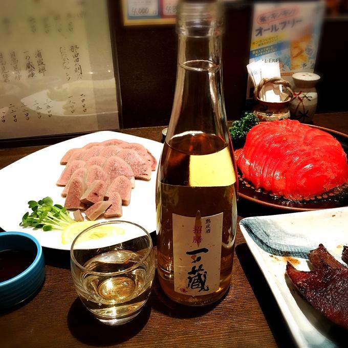 都留野 日本酒