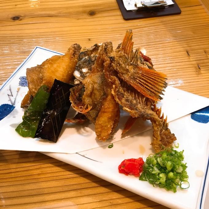 「魚将さかなちゃん」 料理
