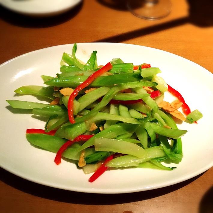 星期菜 (セン・ケイ・ツァイ)
