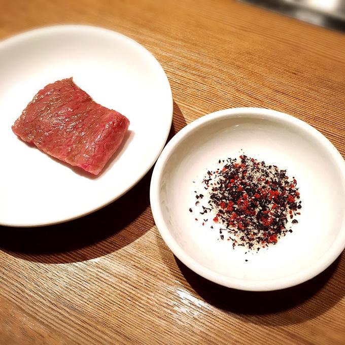 力飯店 お肉