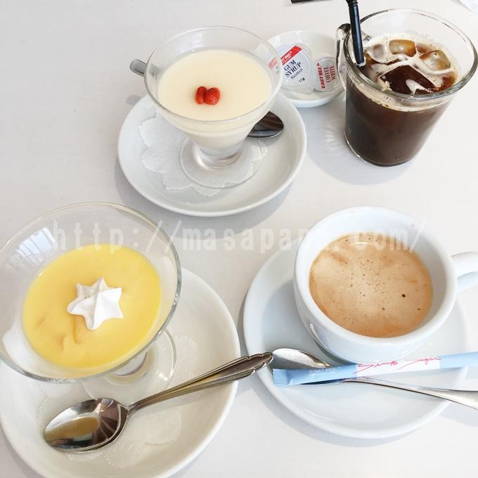 四川飯店 デザート