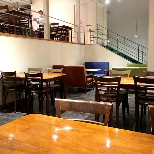 ビージーカフェ