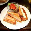 福岡西新「珈琲伊藤」口コミ/ホットプレスサンドが名物の老舗喫茶店